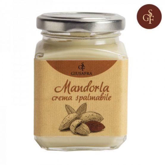 Crema Spalmabile alla Mandorla
