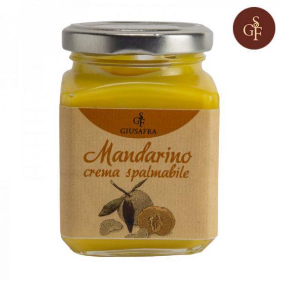 Crema spalmabile al Mandarino